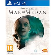 The Dark Pictures Anthology: Man of Medan - PS4 - Konsolenspiel