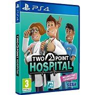 Two Point Hospital - PS4 - Konsolenspiel