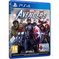 Marvels Avengers - PS4 - Konsolenspiel