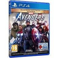 Marvels Avengers: Deluxe Edition - PS4 - Konsolenspiel