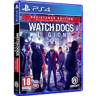 Watch Dogs Legion Resistance Edition - PS4 - Konsolenspiel