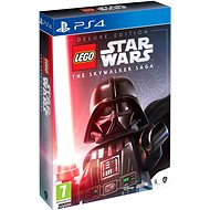 LEGO Star Wars: The Skywalker Saga - Deluxe Edition - PS4 - Konsolenspiel