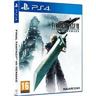 Final Fantasy VII Remake - PS4 - Konsolenspiel