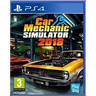 Car Mechanic Simulator 2018 - PS4 - Konsolenspiel