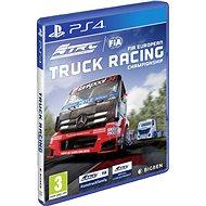 FIA European Truck Racing Championship - PS4 - Konsolenspiel