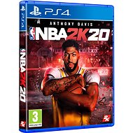 NBA 2K20 - PS4 - Konsolenspiel