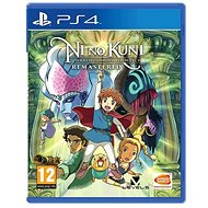 Ni No Kuni: Wrath Of The White Witch Remastered - PS4 - Konsolenspiel