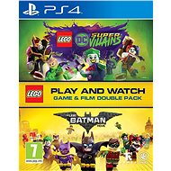 LEGO DC Supervillains: Double Pack - PS4 - Konsolenspiel