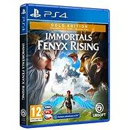 Immortals: Fenyx Rising - Gold Edition - PS4 - Konsolenspiel