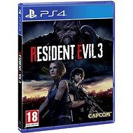 Resident Evil 3 - PS4 - Konsolenspiel