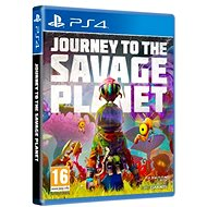 Journey to the Savage Planet - PS4 - Konsolenspiel