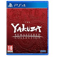 The Yakuza Remastered Collection - PS4 - Konsolenspiel