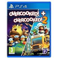 Overcooked! + Overcooked! 2 - Double Pack - PS4 - Konsolenspiel