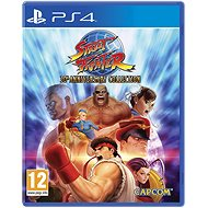 Street Fighter 30th Anniversary Collection - PS4 - Konsolenspiel