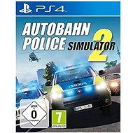 Autobahn Police Simulator 2 - PS4 - Konsolenspiel