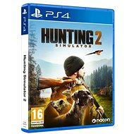 Hunting Simulator 2 - PS4 - Konsolenspiel