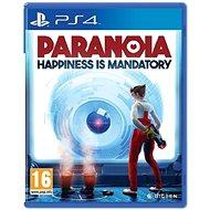 Paranoia: Happiness is mandatory - PS4 - Konsolenspiel