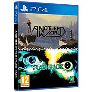 Another World and Flashback - Double Pack - PS4 - Konsolenspiel