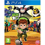 Ben 10 - PS4 - Konsolenspiel