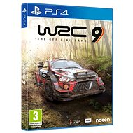 WRC 9 The Official Game - PS4 - Konsolenspiel