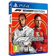 F1 2020 - Seventy Edition - PS4 - Konsolenspiel