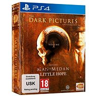 The Dark Pictures Anthology: Volume 1 - Man of Medan and Little Hope Limited Edition - PS4 - Konsolenspiel