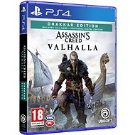 Assassins Creed Valhalla - Drakkar Edition - PS4 - Konsolenspiel