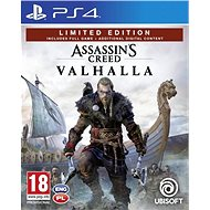 Assassins Creed Valhalla - Limited Edition - PS4 - Konsolenspiel