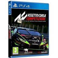 Assetto Corsa Competizione - PS4 - Konsolenspiel