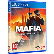Mafia Definitive Edition - PS4 - Konsolenspiel