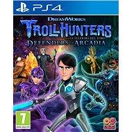 Trollhunters: Defenders of Arcadia - PS4 - Konsolenspiel