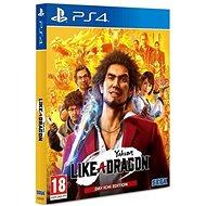 Yakuza: Like a Dragon - Day Ichi Edition - PS4 - Konsolenspiel