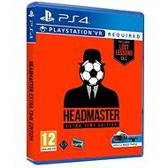 Headmaster: Extra Time Edition - PS4 VR - Konsolenspiel