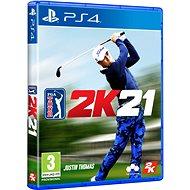 PGA Tour 2K21 - PS4 - Konsolenspiel