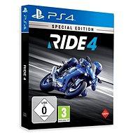 RIDE 4: Special Edition - PS4 - Konsolenspiel