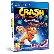 Crash Bandicoot 4: Its About Time - PS4 - Konsolenspiel