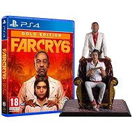 Far Cry 6: Gold Edition + Antón and Diego - Figur - PS4 - Konsolenspiel