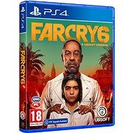 Far Cry 6 - PS4 - Konsolenspiel