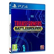 Transformers: Battlegrounds - PS4 - Konsolenspiel
