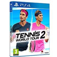 Tennis World Tour 2 - PS4 - Konsolenspiel