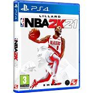 NBA 2K21 - PS4 - Konsolenspiel
