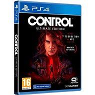 Control Ultimate Edition - PS4 - Konsolenspiel