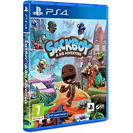 Sackboy A Big Adventure! - PS4 - Konsolenspiel
