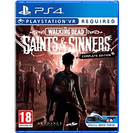 The Walking Dead: Saints and Sinners - Complete Edition - PS4 VR - Konsolenspiel