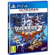 Override 2: Super Mech League - Ultraman Deluxe Edition - PS4 - Konsolenspiel