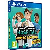 Two Point Hospital: Jumbo Edition - PS4 - Konsolenspiel