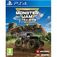 Monster Jam: Steel Titans 2 - PS4 - Konsolenspiel