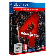 Back 4 Blood: Deluxe Edition - PS4 - Konsolenspiel