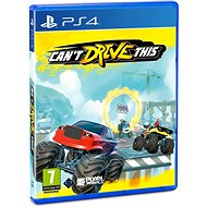 Cant Drive This - PS4 - Konsolenspiel