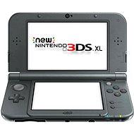 Nintendo NEW 3DS XL Metallic Black - Spielkonsole